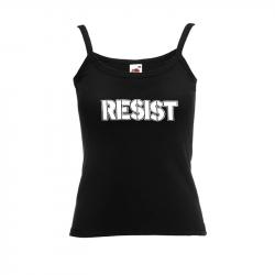 Resist – Women's Tank-Top FotL