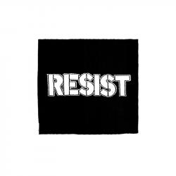 Resist – Aufnäher