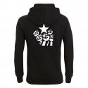 Fist and Star – Kapuzenpullover N50P