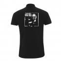Black Block Punk Rock – Polo-Shirt N34
