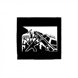 Copcar – Aufnäher