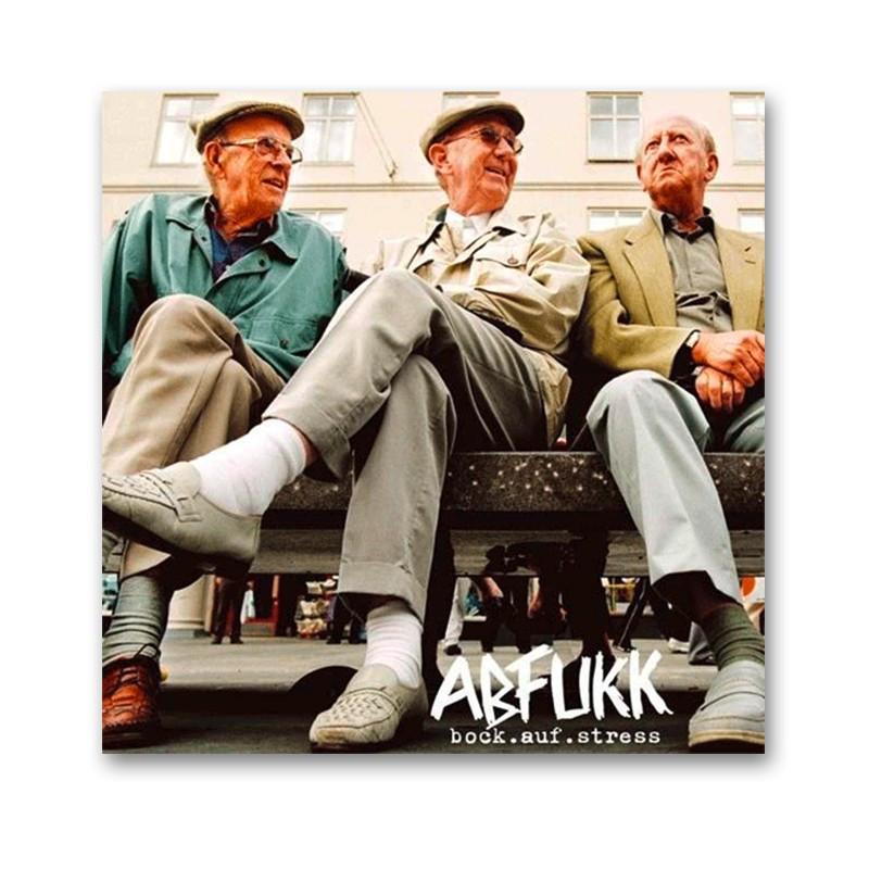 ABFUKK - Bock auf Stress - LP