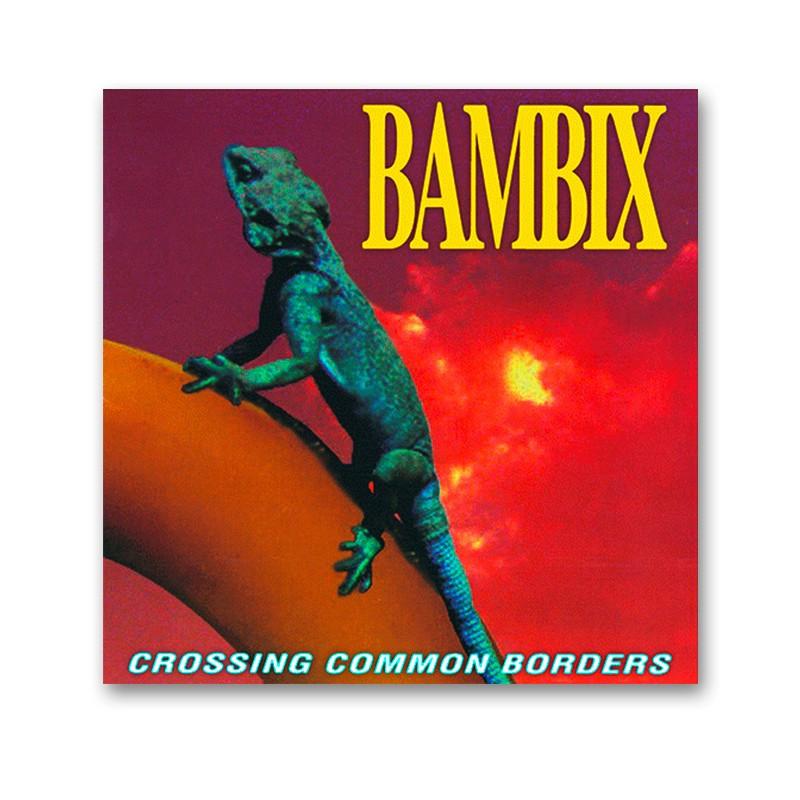 BAMBIX - Crossing common Borders - LP