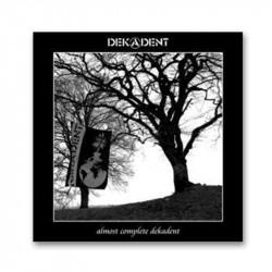 DEKADENT - Almost complete dekadent - Doppel-LP