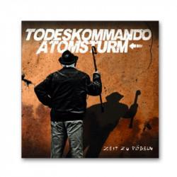 TODESKOMMANDO ATOMSTURM - Zeit zu pöbeln - LP