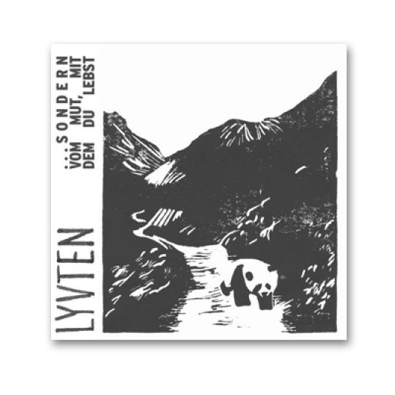 LYVTEN - Sondern vom Mut, mit dem du lebst - LP
