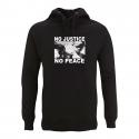 No Justice No Peace- Junge – Kapuzenpullover N50P
