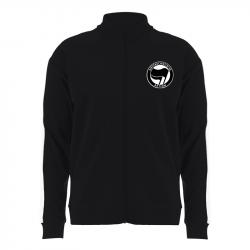 Antifaschistische Aktion - schwarz/schwarz – Trainingsjacke – Sonar