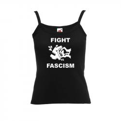 Fight Fascism – Women's Tank-Top FotL