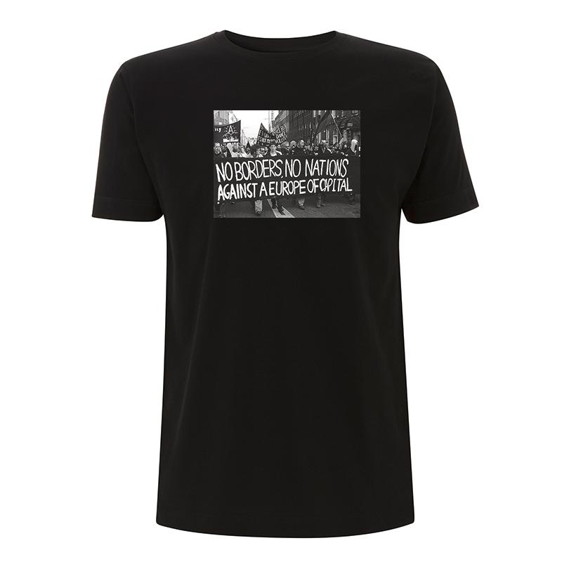 No Borders No Nation – T-Shirt N03