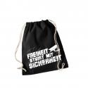 Freiheit stirbt mit Sicherheit – Sportbeutel WM110