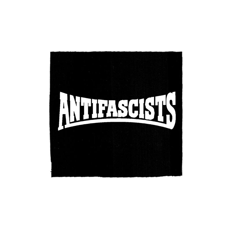 Antifascists – Aufnäher