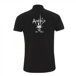 Amebix no Gods – Polo-Shirt  N34