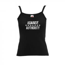 against all authority – Women's Tank-Top FotL
