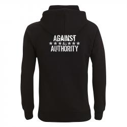 against all authority – Kapuzenpullover N50P