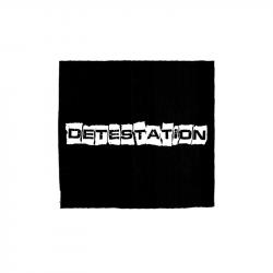 Detestation Logo – Aufnäher