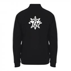 Anarcho Star – Trainingsjacke – Sonar