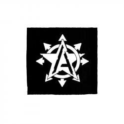Anarcho Star – Aufnäher