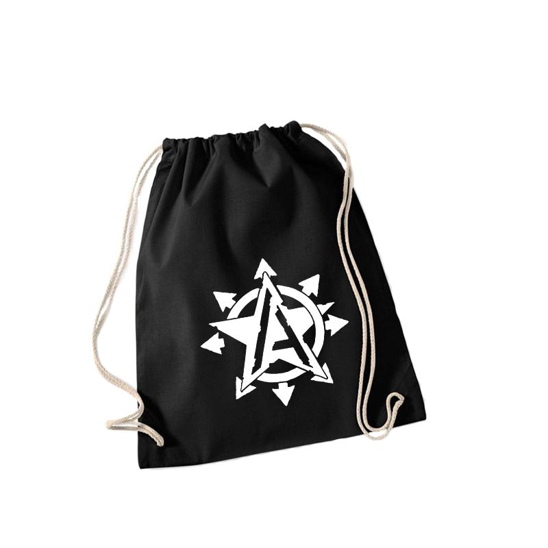 Anarcho Star – Sportbeutel WM110