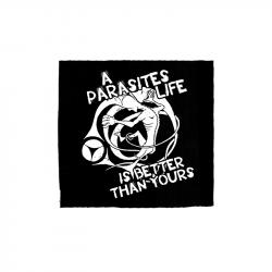 a parasites life – Aufnäher