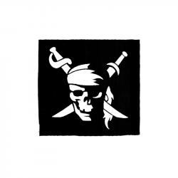Pirate – Aufnäher