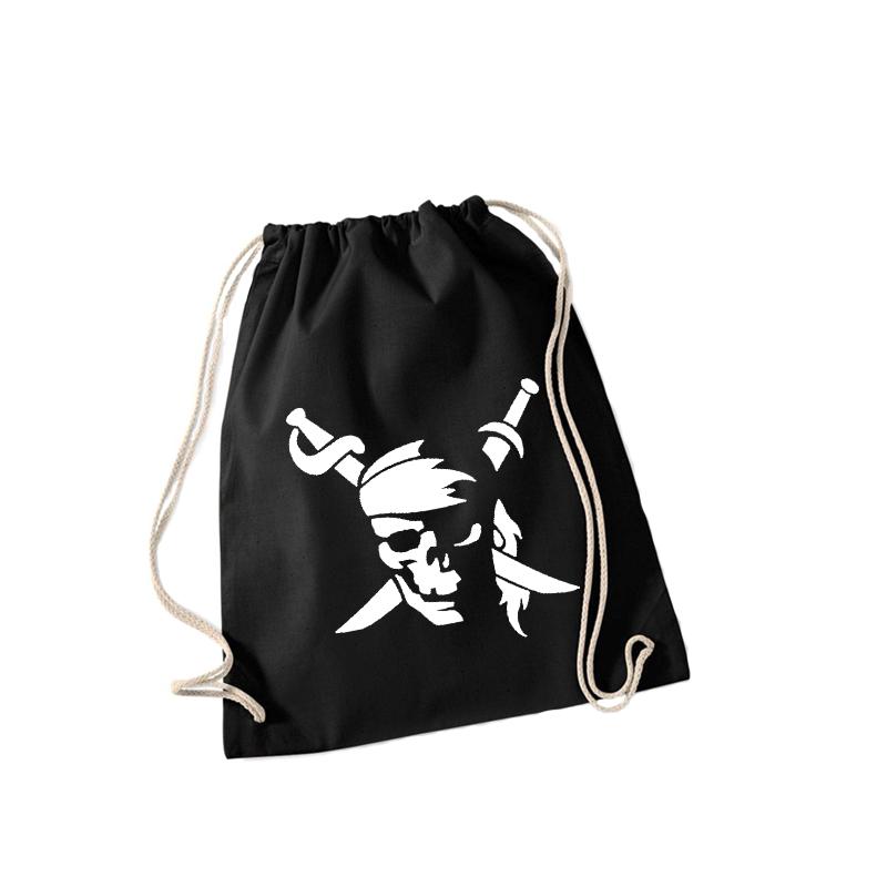 Pirate – Sportbeutel WM110