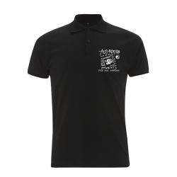 AUS-ROTTEN - Fuck Nazi Sympathy – Polo-Shirt N34