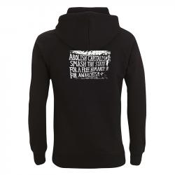 for Anarchism – Kapuzenpullover N50P