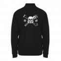 Skull Gasmask – Trainingsjacke – Sonar