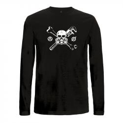 Skull Gasmask – Longsleeve EP01L