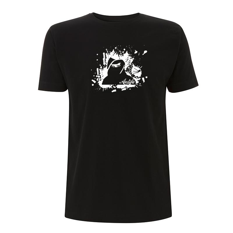Antifa Splash – T-Shirt N03
