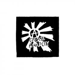 Create Anarchy – Aufnäher