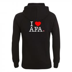 I love AFA – Kapuzenpullover N50P