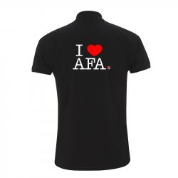 I love AFA – Polo-Shirt  N34