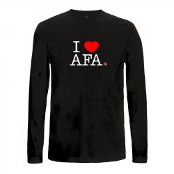 I love AFA – Longsleeve EP01L