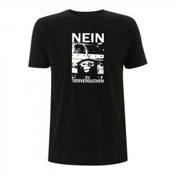 Nein zu Tierversuchen – T-Shirt N03