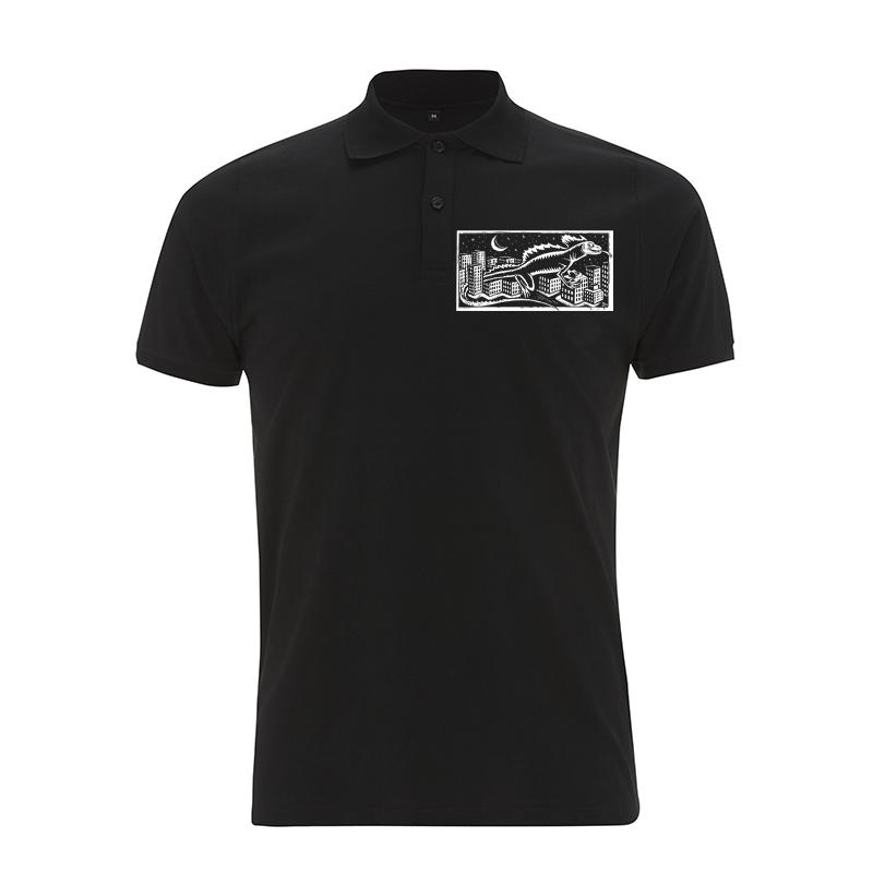 Drooker Echse – Polo-Shirt  N34