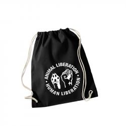 Animal Liberation – Sportbeutel WM110