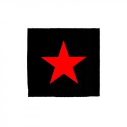 Star – Aufnäher
