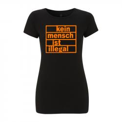 Kein Mensch ist illegal – Women's  T-Shirt EP04