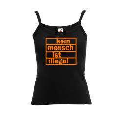 Kein Mensch ist illegal – Women's Tank-Top FotL