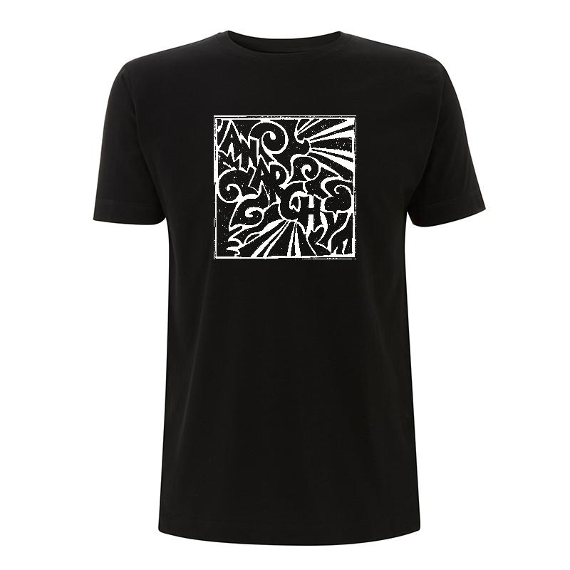Anarchy hippiestyle – T-Shirt N03