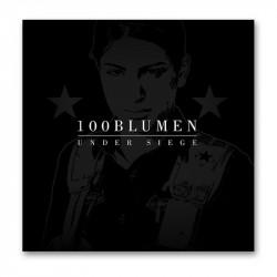 100 Blumen - Under Siege - LP - Farbiges Vinyl ... LP + MP3 +Poster + Sticker