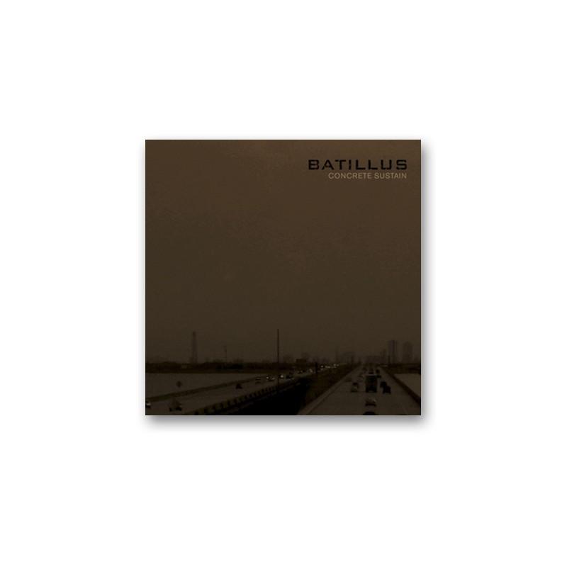 BATILLUS - concrete sustain - LP