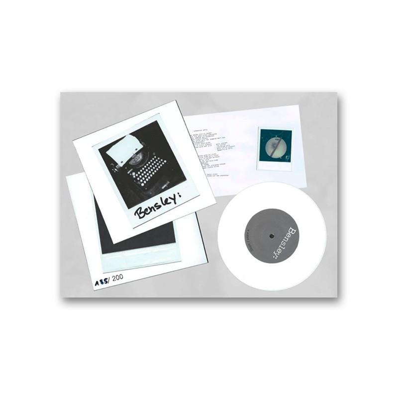 BENSLEY - S/T - EP (white vinyl)