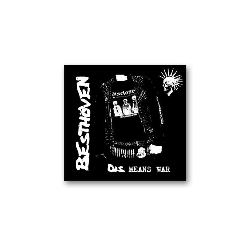 BESTHÖVEN - Dis means war - LP