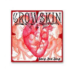 CROWSKIN - Ganz ins Herz-  LP