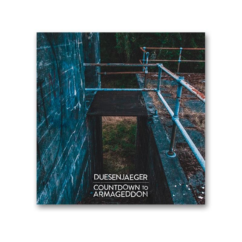 "DUESENJAEGER / COUNTDOWN TO ARMAGEDDON 7"""
