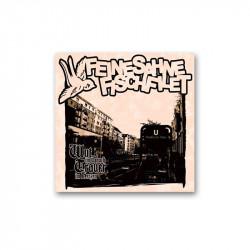 FEINE SAHNE FISCHFILET - Wut im Bauch, Trauer im Herzen  - LP