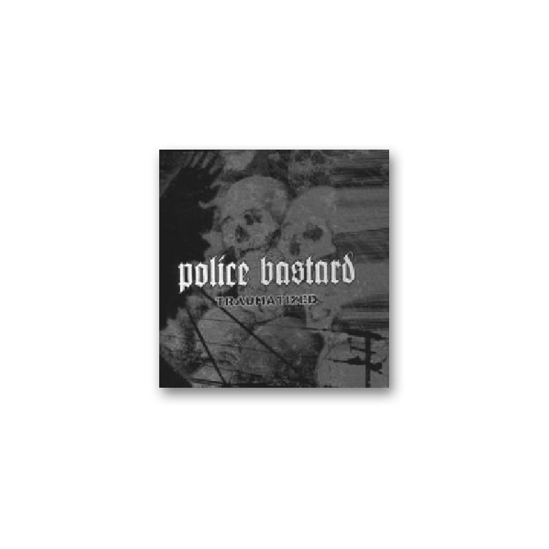 POLICE BASTARD - Traumatized - CD